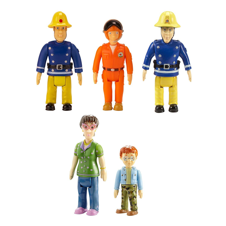 sam le pompier figurine