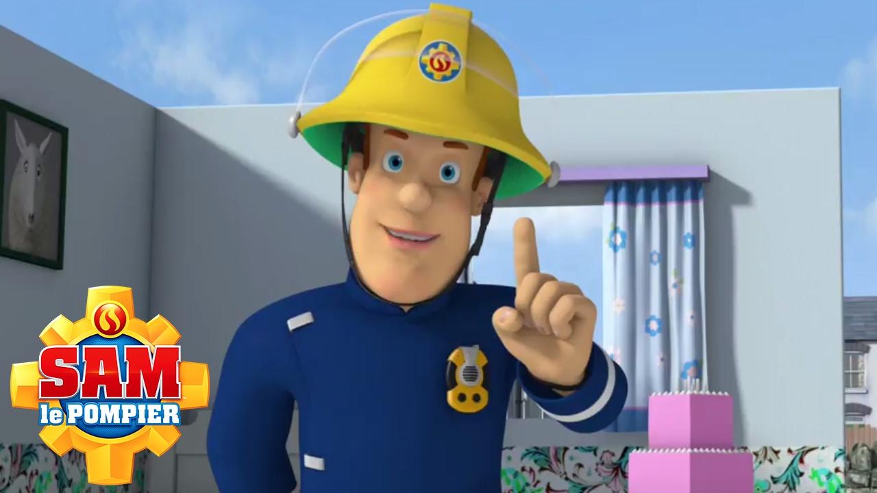 sam le pompiers youtube