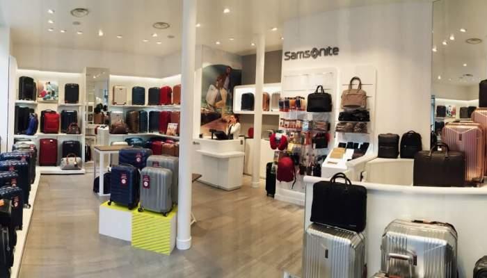 samsonite boutique paris