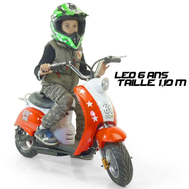 scooter electrique enfant