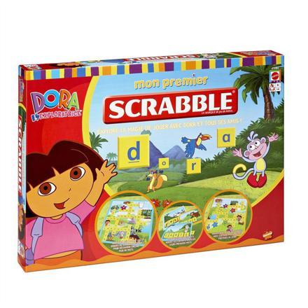 scrabble dora regle jeu