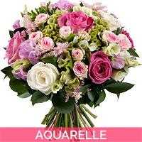 service client aquarelle