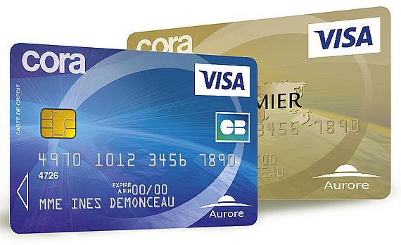 service client carte cora