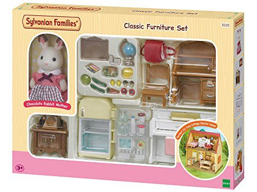 set ameublement sylvanian