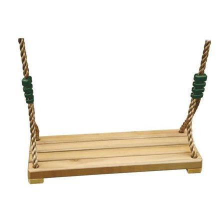 siege balancoire bois