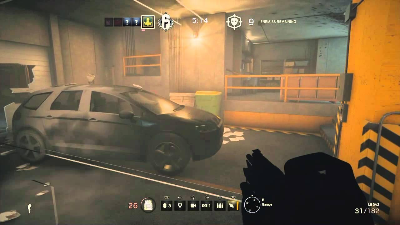 siege cars