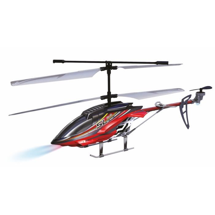 silverlit hélicoptère