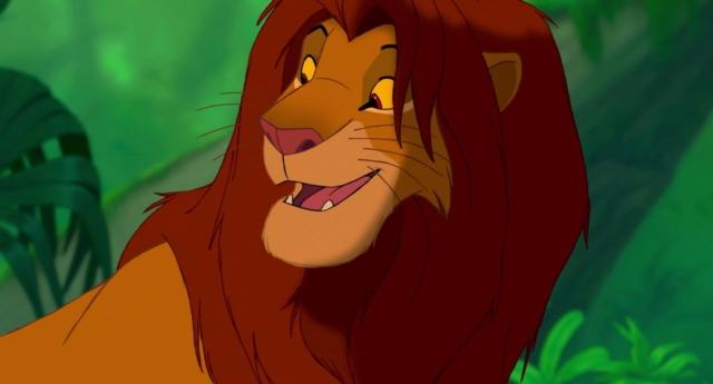 simba lion