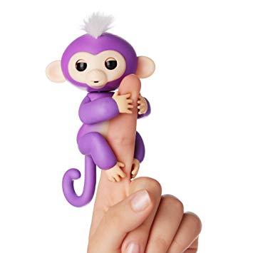 singe doigt jouet