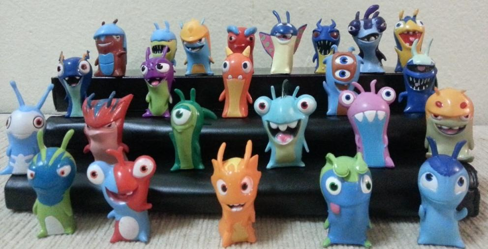 slugterra figurine