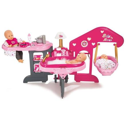 smoby baby nurse maison des bébés