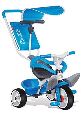 smoby tricycle baby balade
