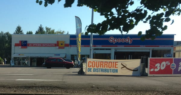speedy avenue de toulouse montpellier