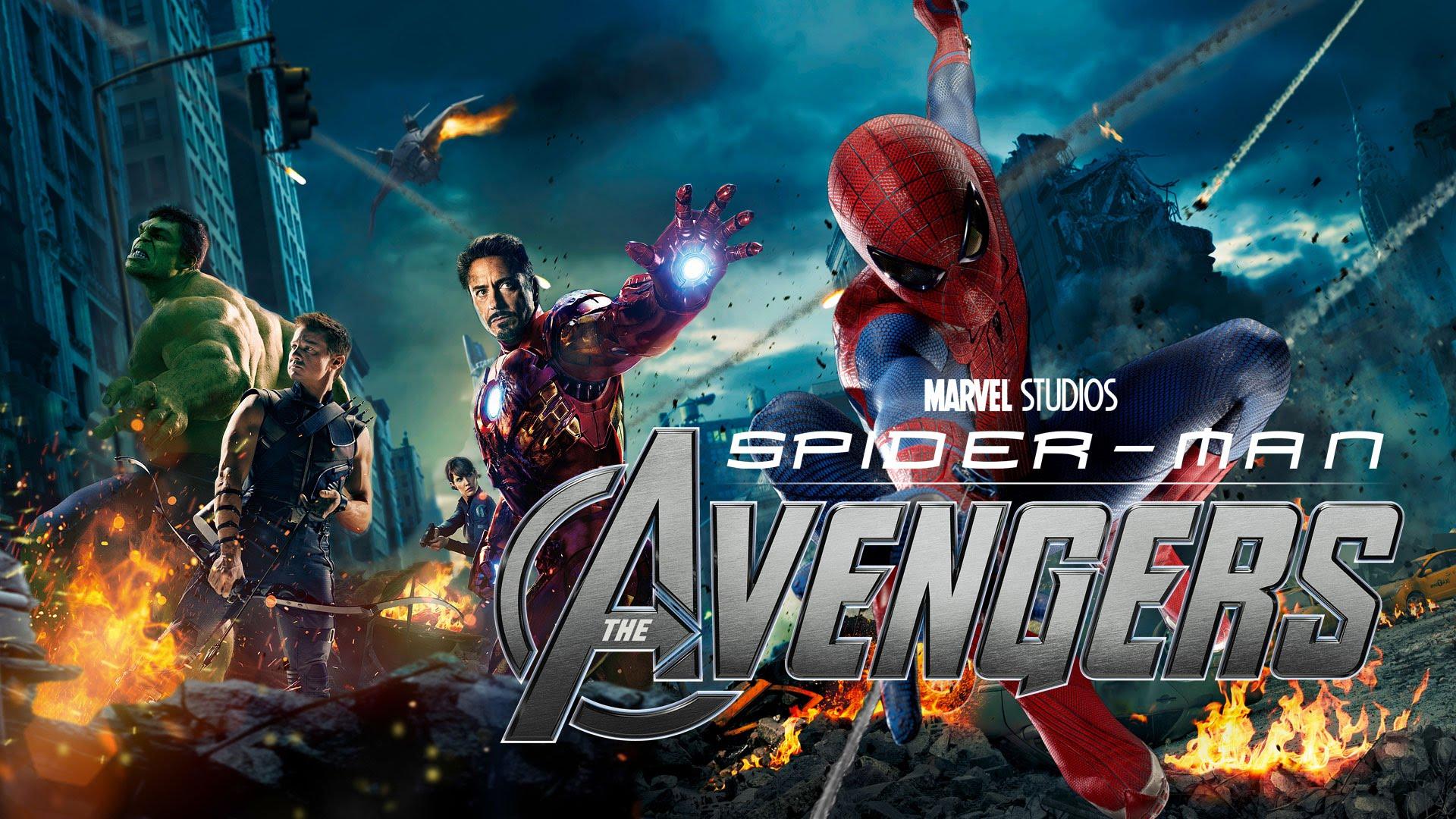 spiderman dans avengers