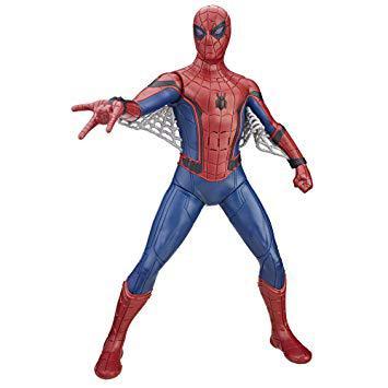 spiderman titan interactif