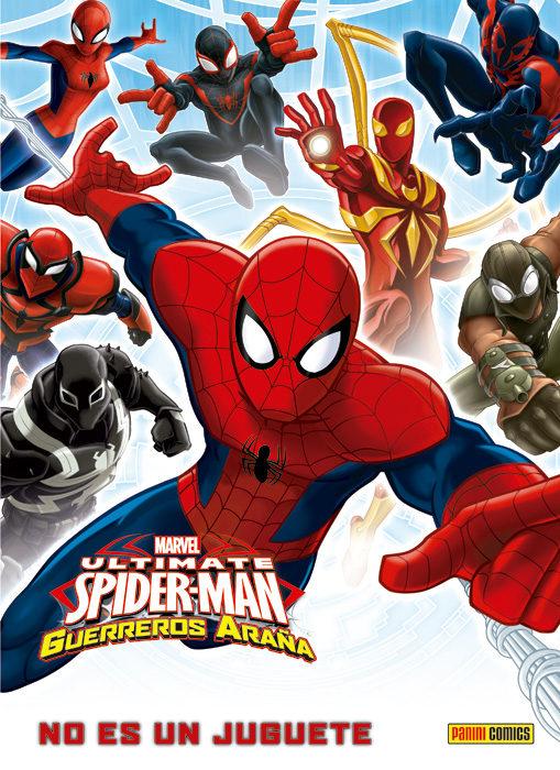 spiderman ultimate