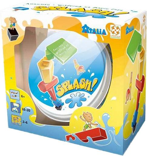 splash jeu
