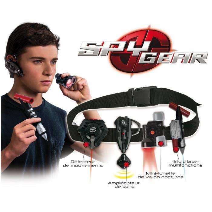 spy gear ceinture