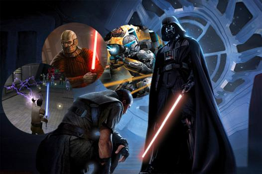 star wars 7 games to play