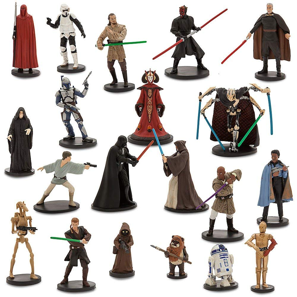 star wars figurine