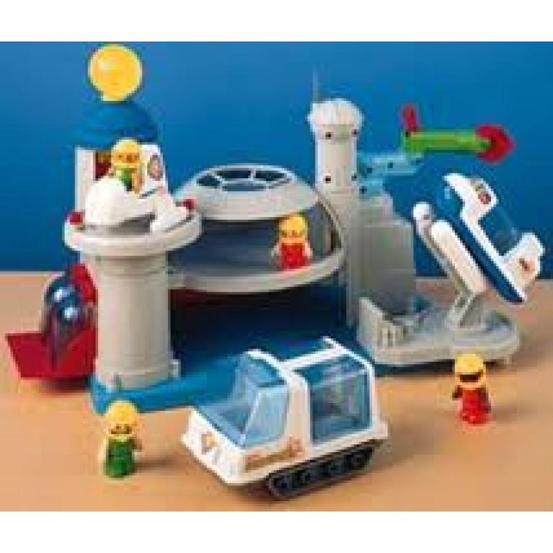 station spatiale jouet