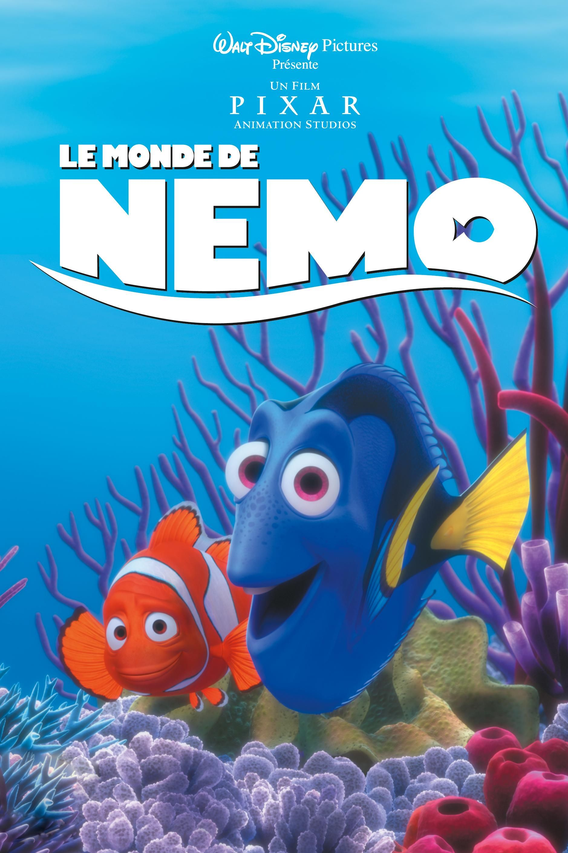 streaming le monde de nemo