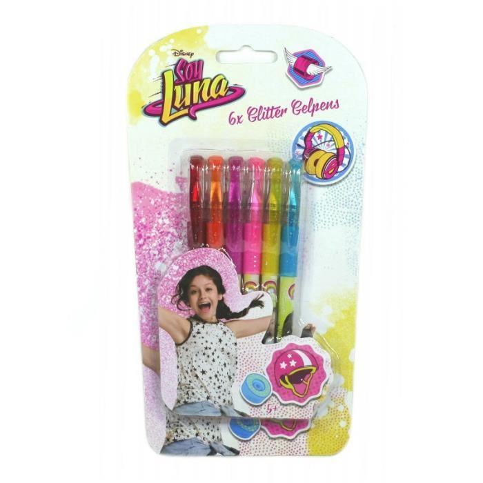 stylo soy luna