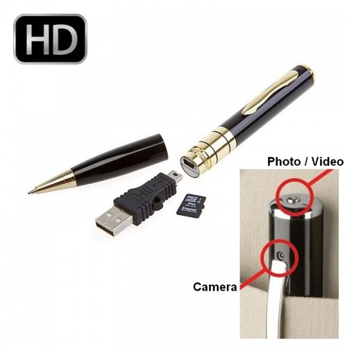 stylos espions
