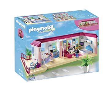 suite de luxe playmobil