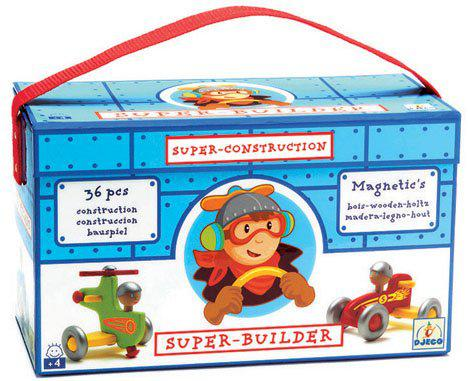 super construction djeco