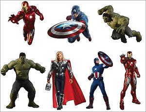 super héros avengers