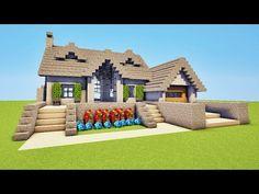 super maison minecraft