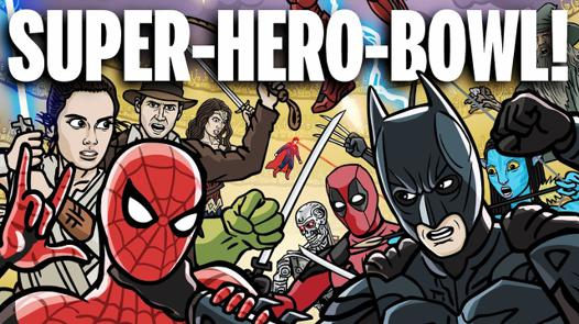 super superhero