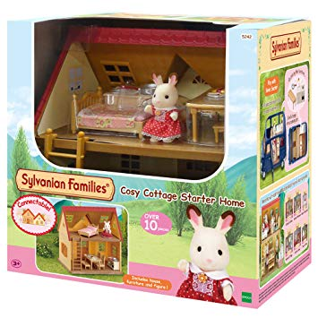 sylvanian families cosy cottage