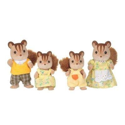 sylvanian families famille ecureuil