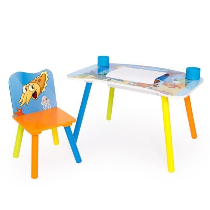 table à dessin enfant