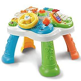 table activité bébé