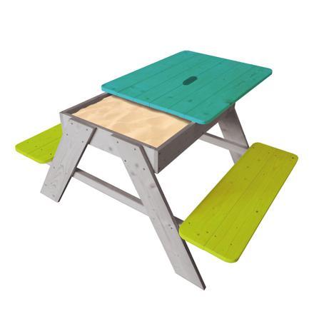 table bac a sable