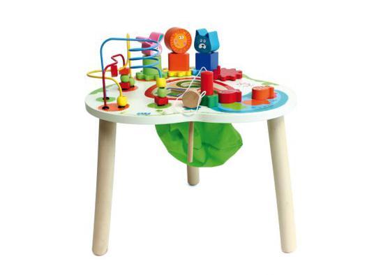 table d activité bois
