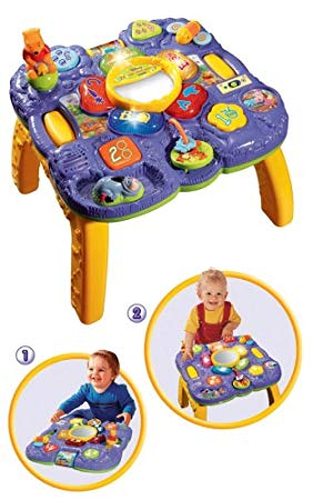 table d éveil winnie l ourson vtech