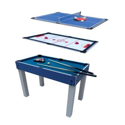 table de jeux 4 en 1 decathlon
