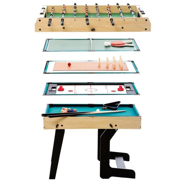 table de jeux pliable