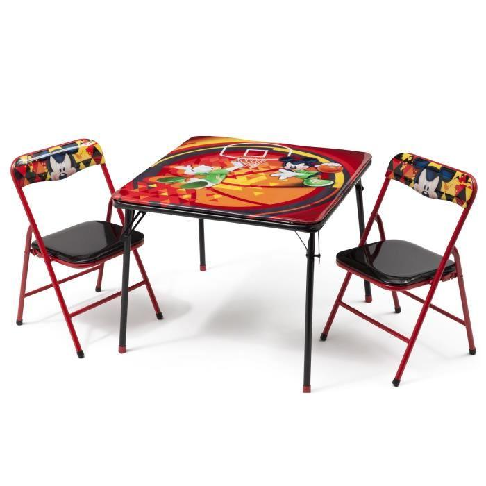 table enfant pliante
