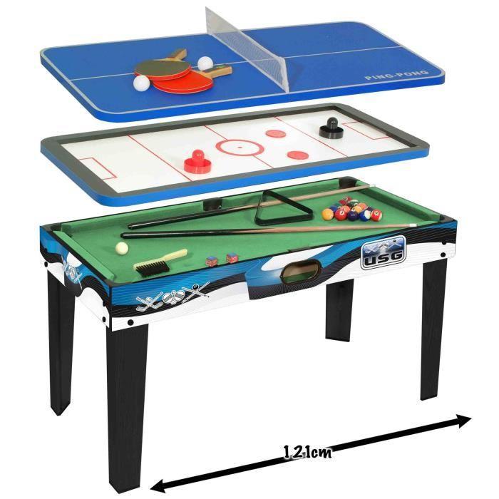 table multi activités
