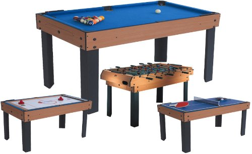 table multi jeux intersport