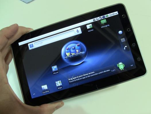 tablette 5