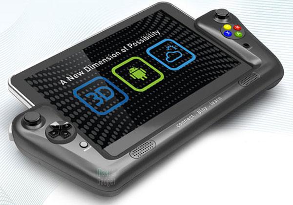 tablette console