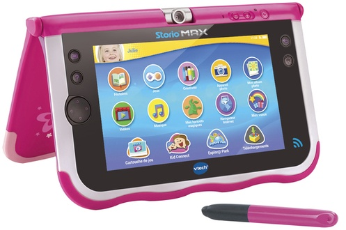 tablette educative a partir de 8 ans
