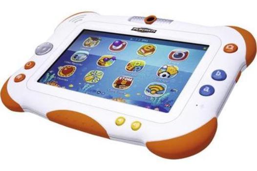 tablette jeux pour enfant