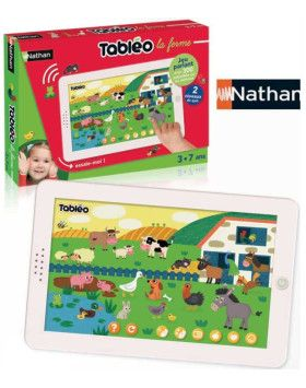 tablette nathan